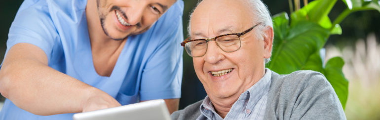 How Technology is Enhancing Senior Care in Vancouver | Ace Personnel