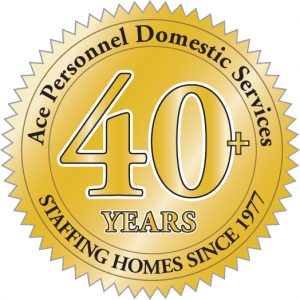 ACE Personnel - 40 years of experience in Elderly Home Care - Nanny Care - Homemakers